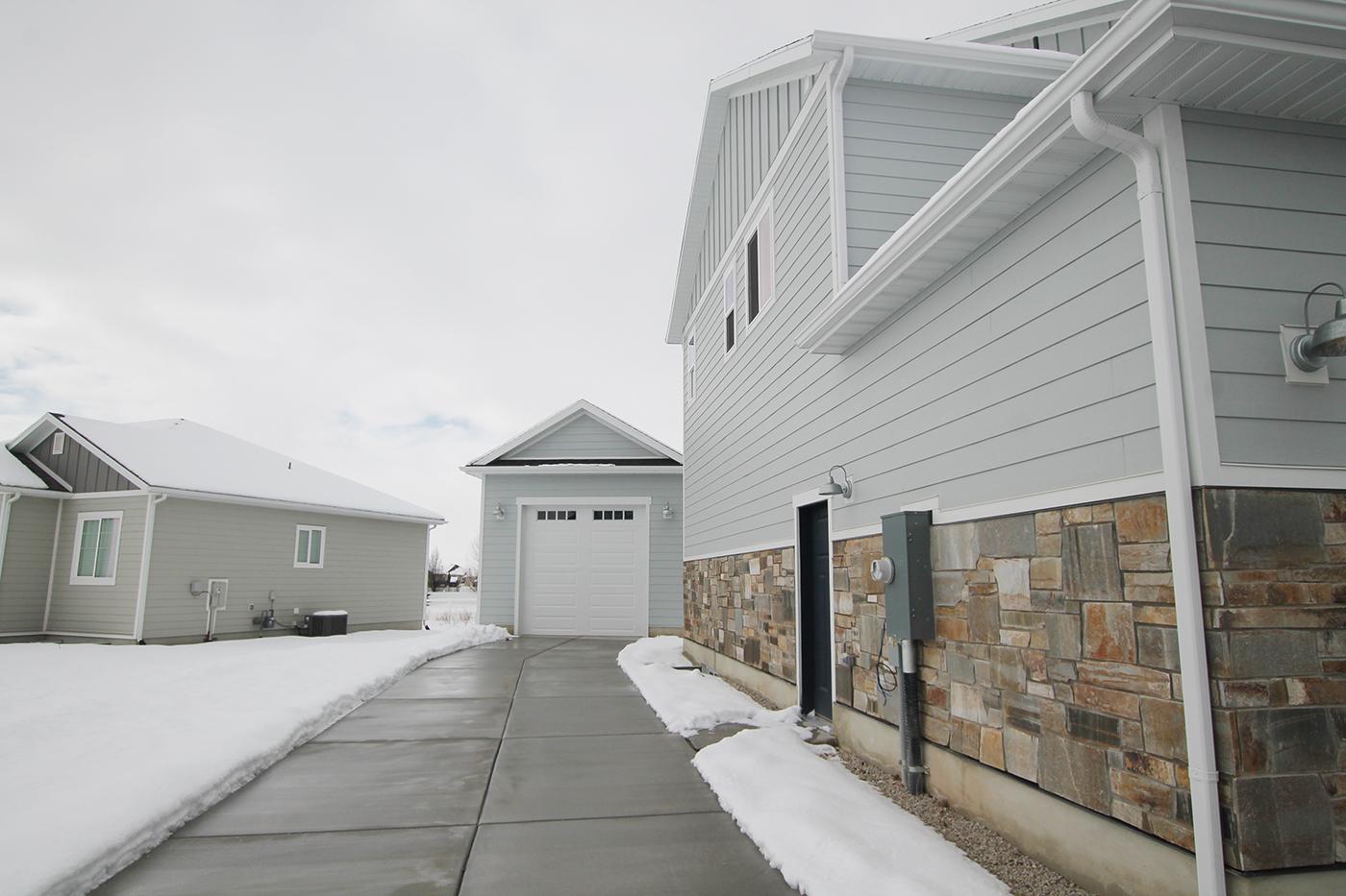 Qv1 detachedgarage 1400 concord homes concord homes for Detached garage utah